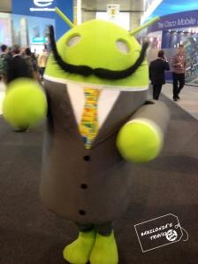 Muñeco Android