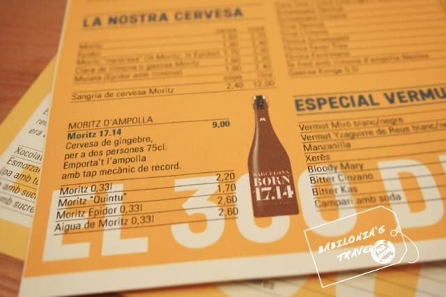 Edición especial de cerveza Moritz